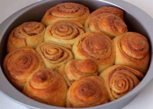 自製健康美味麵包,包覆著令人著迷的肉桂,讓你一口就難忘!