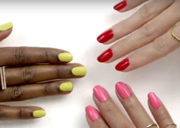 有影片有真相! 皮膚白、皮膚黑…美甲師告訴你哪色指甲油最顯白