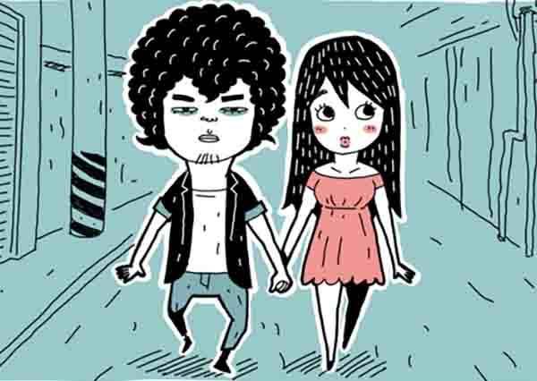 貼心的男友一定會讓女友走內側!暖心舉動背後的現實面,其實是這樣啊...