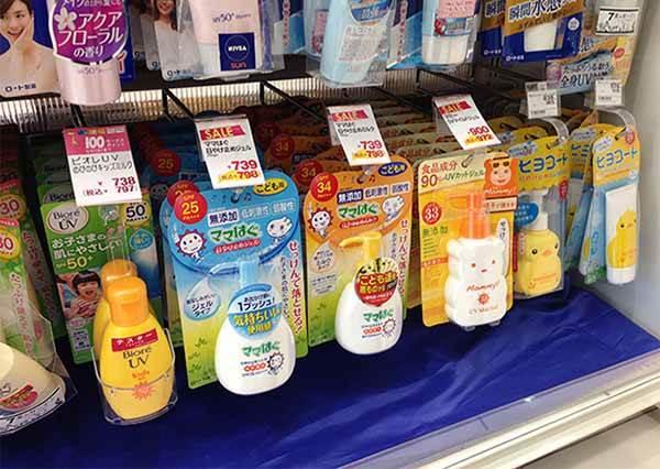 2016年日本藥妝最熱門的3大進化防曬品!還有能擦汗又防曬的濕紙巾