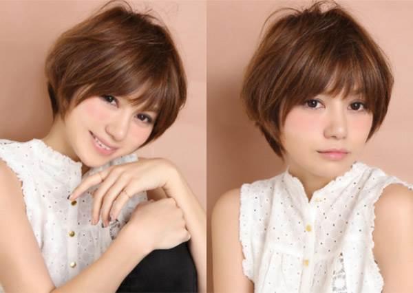 小臉效果的塞耳後短髮就是這種!BEST5日本女生最流行的髮型