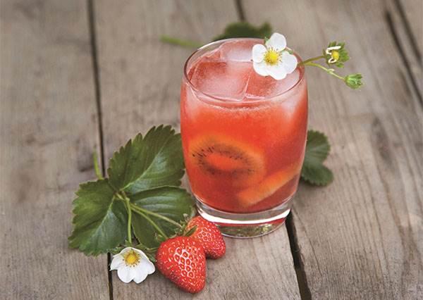 吃過N顆奇異果的你,知道它其實是莓果嗎? DIY「草莓奇異果汁」不只美味還能喝下這些滿滿營養!?