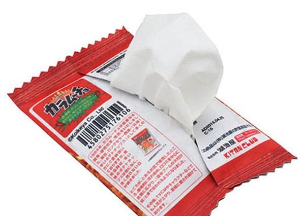 洋芋片竟然裝面紙?!日本3款好無用但超想要的扭蛋,讓你第一次覺得投幣不是買玩具