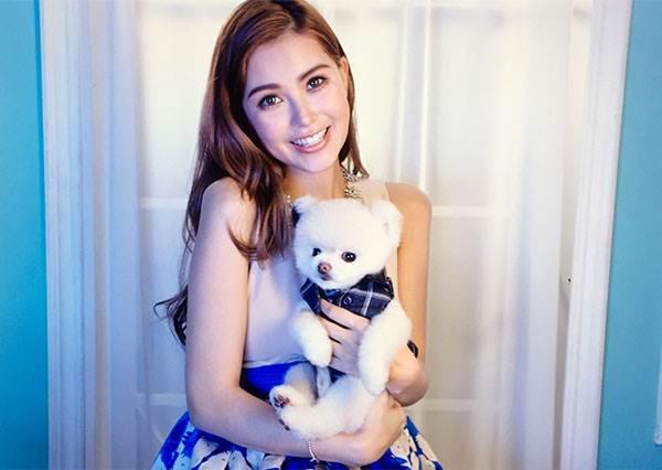 陪朋友來試鏡最後都會變明星? 這個定律用在昆凌和她愛犬身上竟然也適用!?