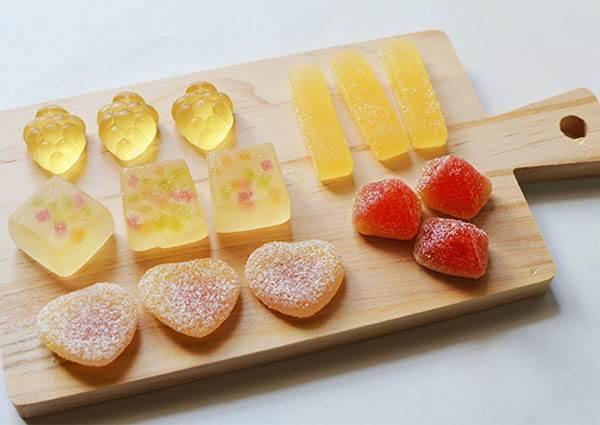 《5款春夏最新日本水果軟糖推薦》第4種西瓜軟糖的造型也太Q!
