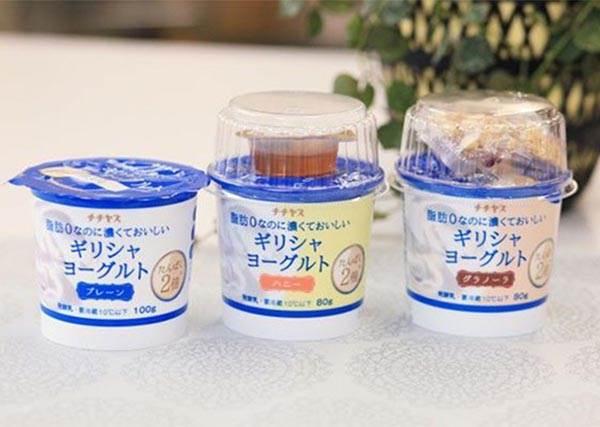 「希臘優格」日本正流行!起司般的濃厚稠密口感,竟然在超商超市就能嚐鮮!
