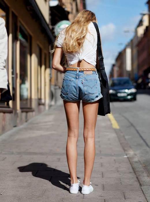 4個穿衣重點 嬌小女孩也能輕鬆長高!
