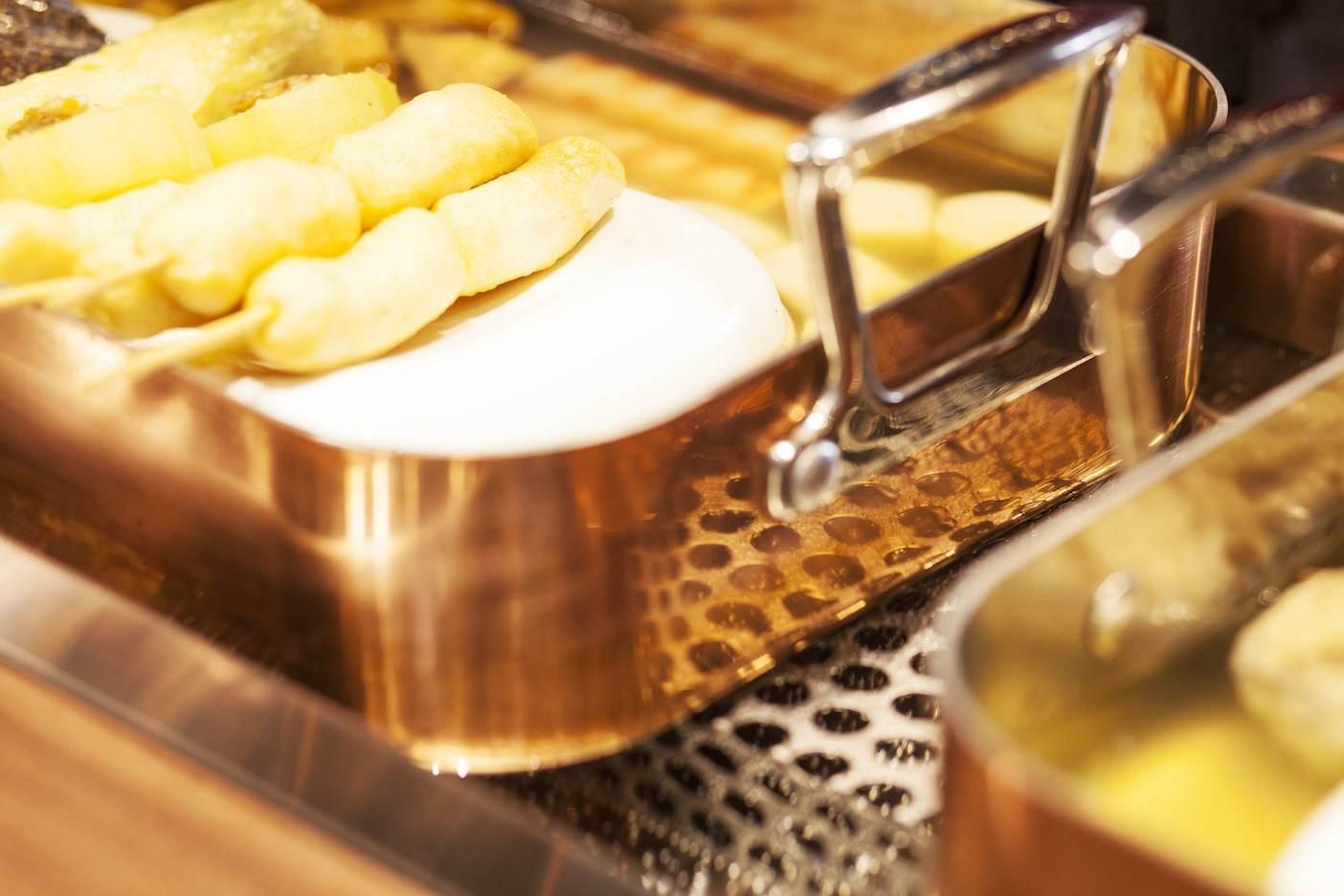 台北最夯的「關東煮」就是這家!不走日式傳統,坐吧台也能一串接一串