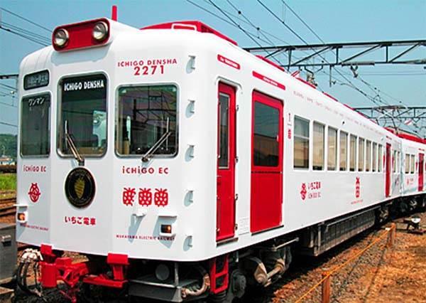 日本特色列車蒐集!4大夢幻少女心的可愛電車,你想坐哪台?