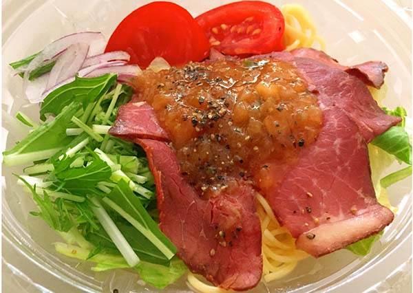 這真的只是涼麵嗎?《日本4大超商夏日涼麵》最超值好吃的到底是哪一款?