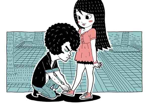 宋仲基默默也躺槍?看在女生眼裡是貼心,看在男生眼裡是馬子狗的小舉動!