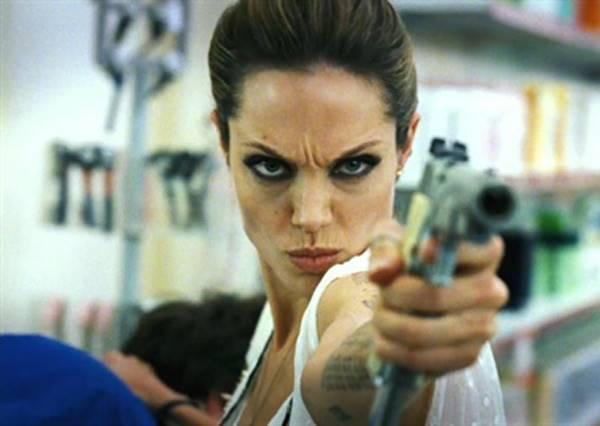風情萬種的神秘女郎!好萊塢經典女殺手