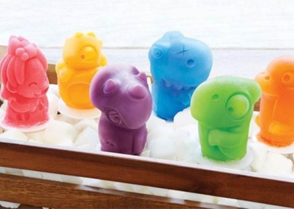 【夏天自製冰棒最安心了~竟然有3D立體冰棒模型?!】 太可愛了 ! 好想買來做看看喔