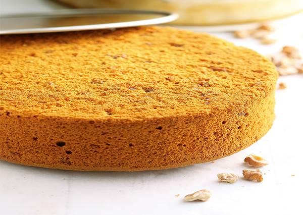 連攪拌秒數都沒遺漏的超詳盡圖文教學,讓你第一次做《焦糖戚風蛋糕》就上手!