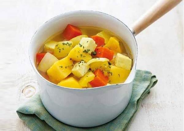 史上最強減肥料理!兼顧美味與健康的《消脂咖哩地瓜》,簡單到丟下鍋就等著開動啦