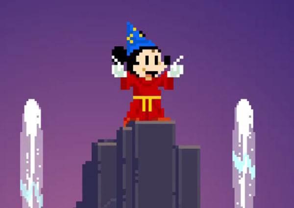 這種迪士尼動畫,你喜歡嗎?8bite的仙杜瑞拉,呆愣樣動作也太萌!