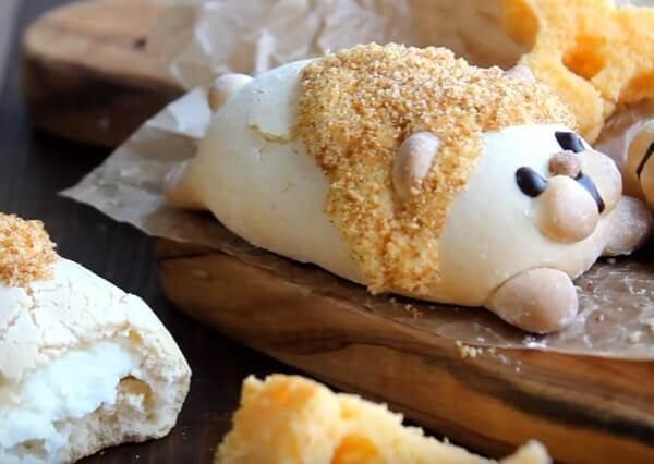 大家都說獅子像貓,當你DIY出「超萌獅子夾心蛋糕」後,再也不會說牠是萬獸之王了!?