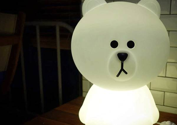 泡泡先生幫你帶走黑暗的恐懼!7款超療癒造形小夜燈,你最喜歡哪一個?