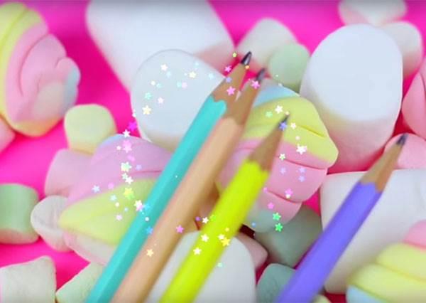 太神奇!想自己DIY出超卡哇伊《棉花糖橡皮擦》關鍵材料竟然會是爽身粉?