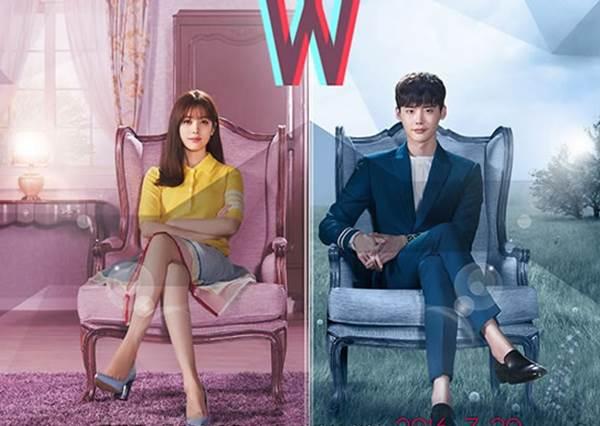 看完這3部韓劇的Fanart,你還敢說自己是鐵粉嗎?尤其《W兩個世界》賞巴掌畫面實在太經典啦!