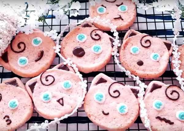 想當神奇寶貝大師嗎? 先動手DIY帶你收服甜點界「胖丁優格餅乾」吧!