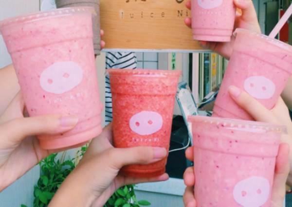 夏天就是要當女神喝仙女飲料!4大「手搖果昔」飲品,竟然在台北就喝得到?