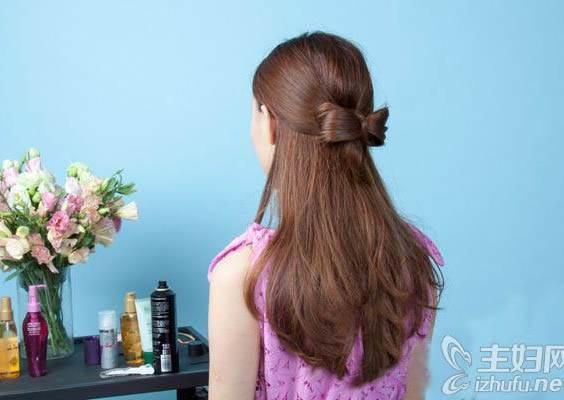 Gaga最愛的搞怪蝴蝶結頭也能變成氣質款! 韓國妞流行的「蝴蝶結髮型」這樣綁