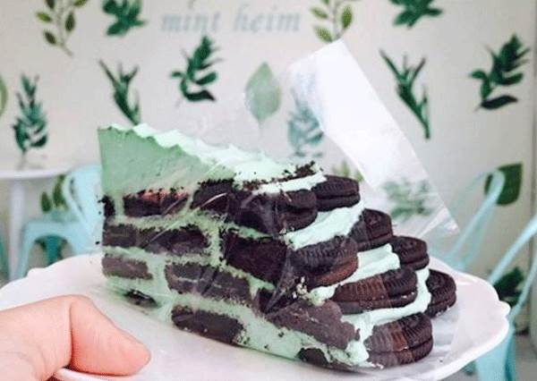 已融化!一系列超夢幻的「 Tiffany藍」甜點,用看的就已經攻陷你的心♥