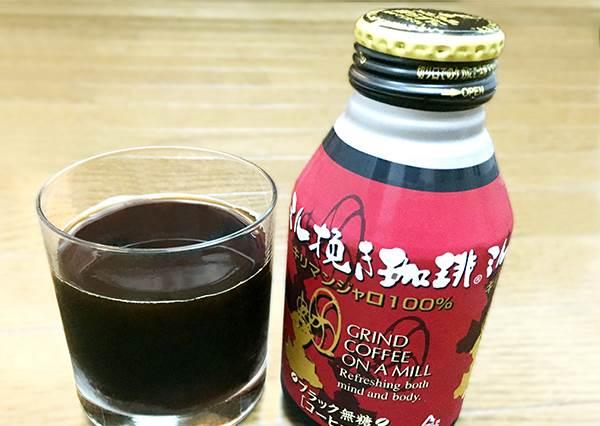 比星巴克還貴!罐裝咖啡竟然要400日幣以上?看完原因你一定也會買!