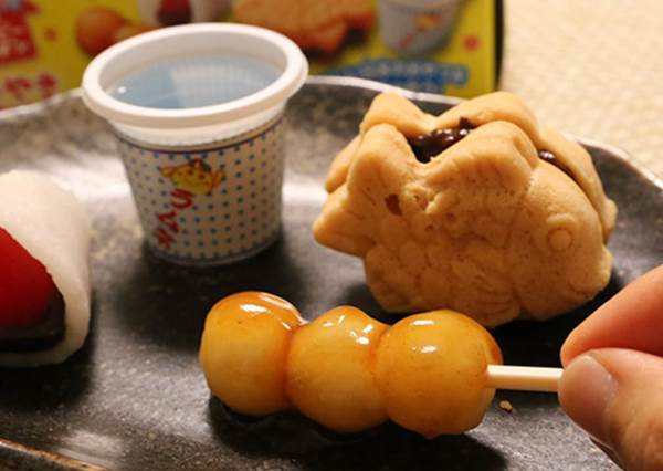 日本手作零食「知育菓子」!自己DIY鯛魚燒&草莓大福,跟著步驟做一定成功