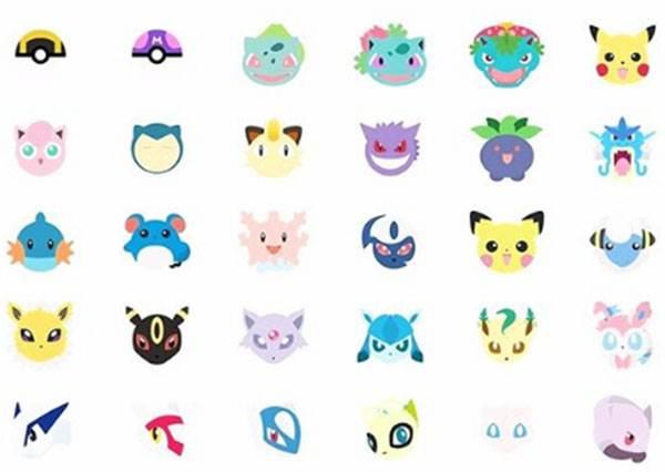 看過Pokémoji後你會更想抓!離成為卡通大師最後一步,就是用表情符號回訊息了