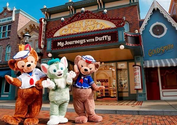 香港迪士尼也有了!Duffy&ShellieMay專賣店必買限定款