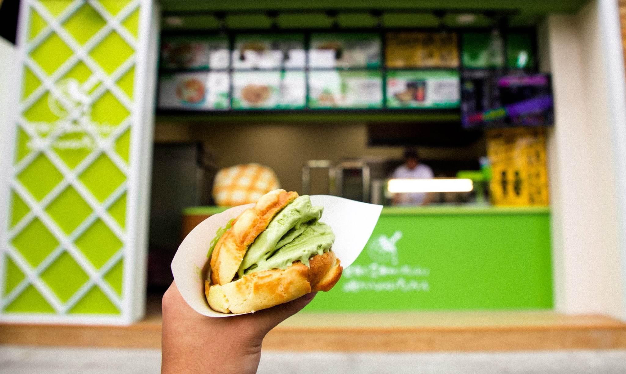 台灣首店!日本「世界第二好吃的菠蘿麵包冰淇淋」進駐信義Neo19