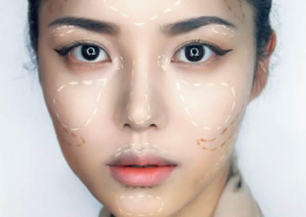 為什麼她們都是標準鵝蛋臉? PONY親自示範韓國女孩都在用的「小丑修容術」!