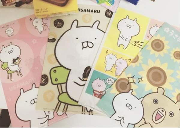 媽,你不要誤會我愛吃!日本小7新活動,買兩包零食就送你兔丸資料夾!