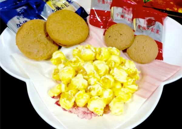 日本最新話題餅乾!「午後紅茶×森永製菓」聯名3款小點心,檸檬紅茶口味爆米花肯定要買啊!