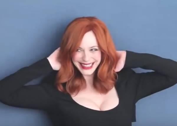 紅髮魅力無法擋~欽點觀眾最愛的前10名紅髮女郎!