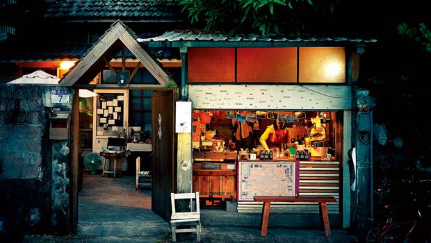 超有懷舊感!日式老警廳變身文青咖啡館,可能連花蓮當地人也不一定知道的隱藏版小店
