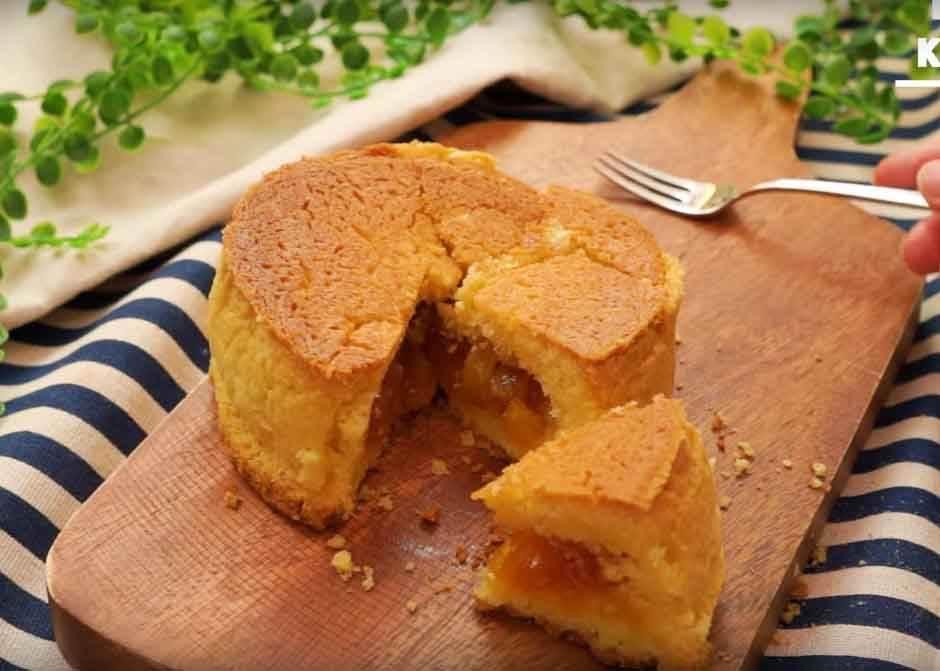 讓歪國人愛不釋手的國民點心!「鳳梨酥蛋糕」也能在家簡單做