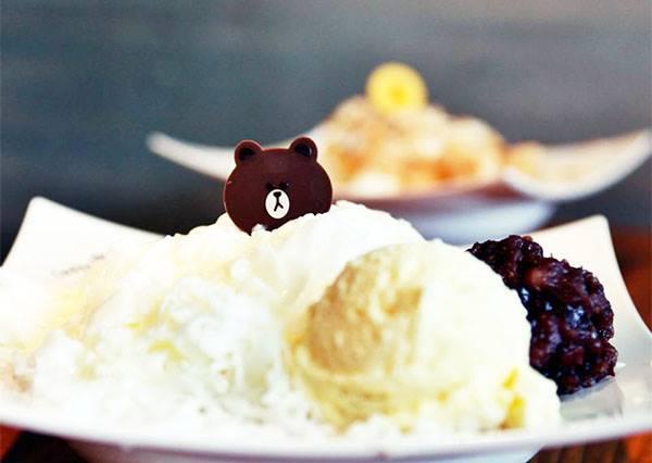 把熊大吃下肚!韓國 Caffe Bene 季節限定冰品讓你LINE一夏!
