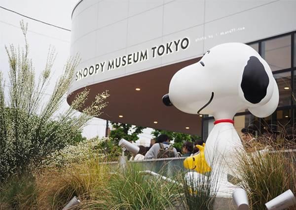【Snoopy迷們注意囉 ! 再來一次也不嫌多! 去東京找Snoopy玩吧 !】原來早期的Snoopy竟然長這樣啊~!