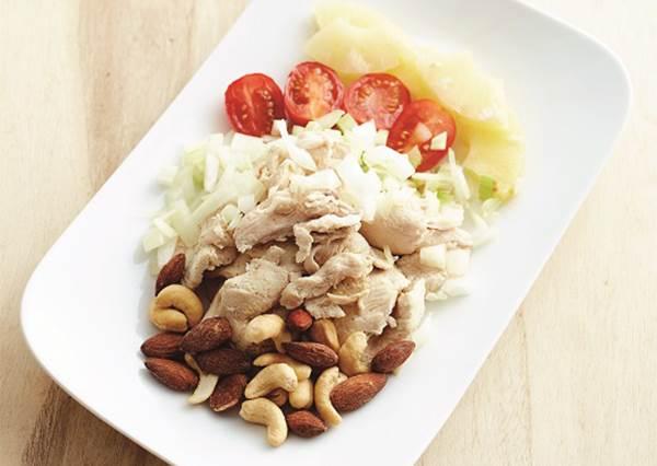 減肥也要吃的好!李明川靠超美味瘦身菜單,2個月瘦5公斤,而且只要2步驟?