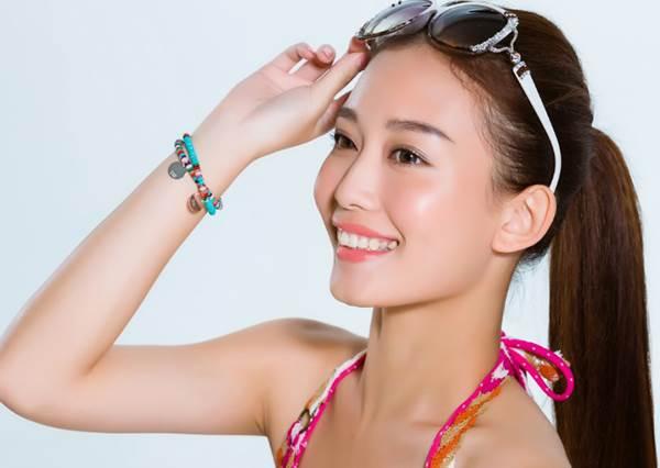 明星彩妝師傳授:曬不黑、不脫妝的終極防水妝!