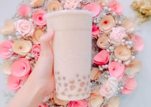 不只要好喝還要夠少女心啊!TOP5超夢幻「漸層珍珠奶茶」,尤其第二家販賣機很少人知道