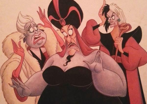 烏蘇拉看到會怎麼想?超有趣的「迪士尼故事書」,反派角色大亂鬥扭轉原作!