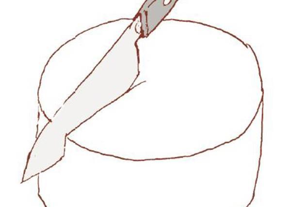 不要讓刀功毀了你的蛋糕!專家透露準備好兩樣東西,普通刀子也能切出漂亮切面