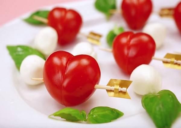 吃水果也能賣萌兼告白 教你輕鬆創造甜蜜蜜愛心小番茄!