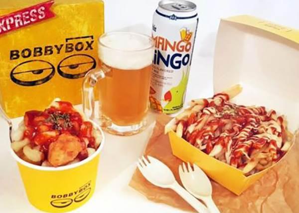 歐巴歐膩都超愛的時髦飯盒!BOBBYBOX韓式拌飯高雄開分店
