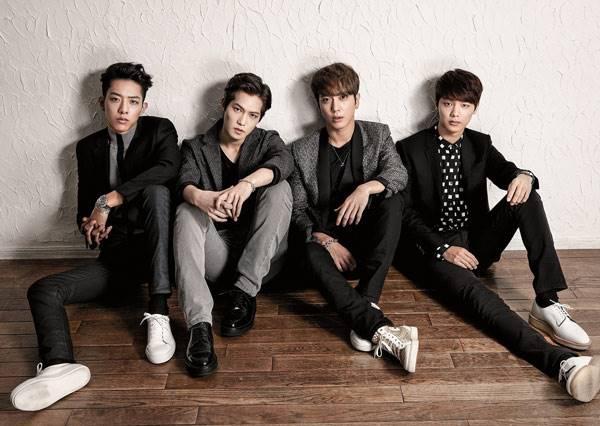 韓國秀色可餐系列樂團 不僅歌聲好顏值更是破表!
