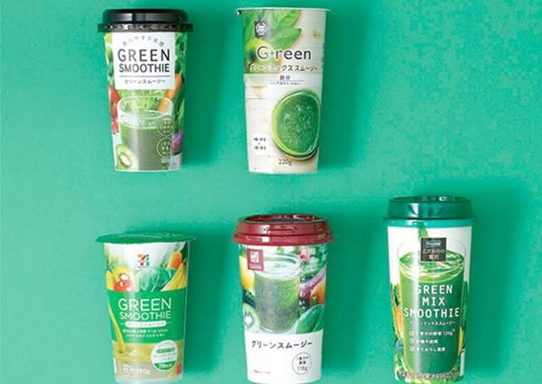 挑食不愛吃青菜的另外一個選擇?日本超商5款蔬果昔,連媽媽都認同可多喝!
